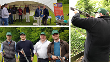 It was 'Not Too Taxing' for the E3 Team at the SPA Clay Shoot