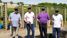 E3's Tax Trappers at it again at the SPA Clay Shoot