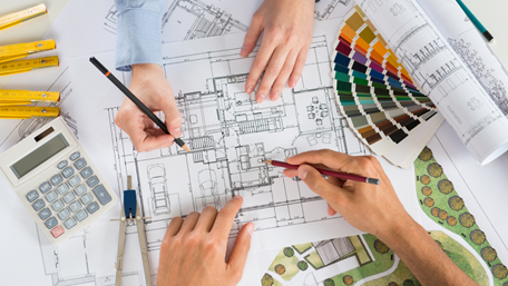 Architects work with E3 Consulting