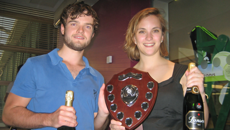 e3 consulting tennis champions james daniels amy irvine