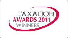 E3 Consulting Wins at Taxation Awards 2011