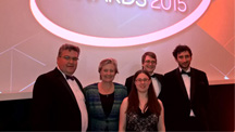 Finalist in 2015 Taxation Awards - Tax Consultancy Firm